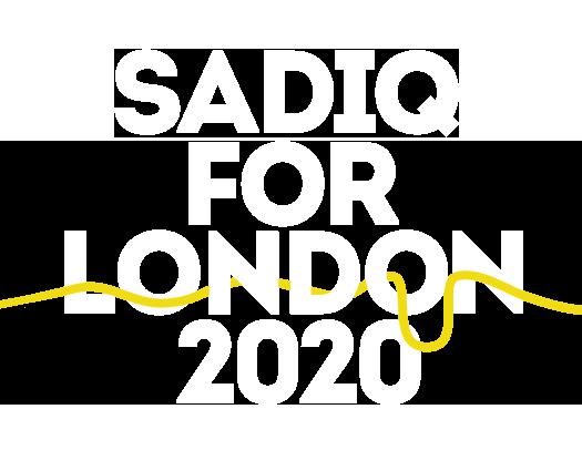 Sadiq For London 2020